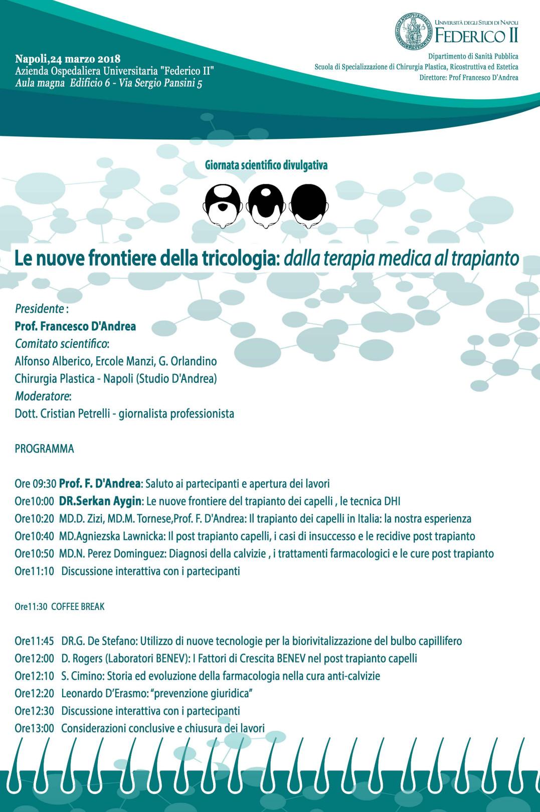 conferenza Napoli 2018
